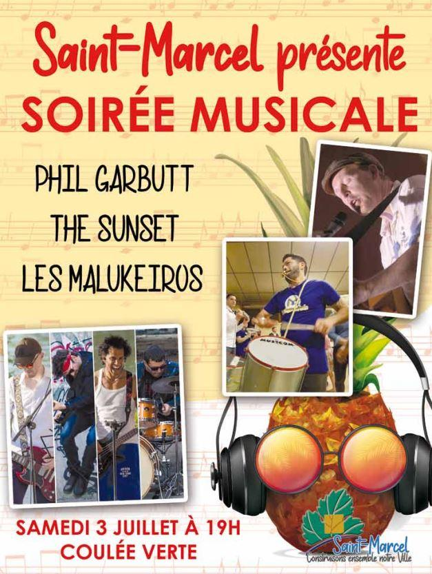 Soiree musicale 3 07 2021